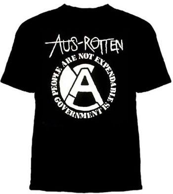 Aus Rotten Shirt Aus Rotten- People Are Not