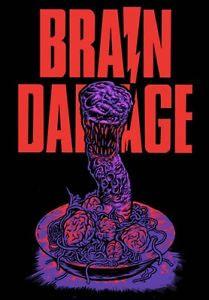 Brain Damage- Aylmer back patch (bp467)
