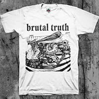 Brutal Truth- Kill Pig shirt (Various Color Ts)