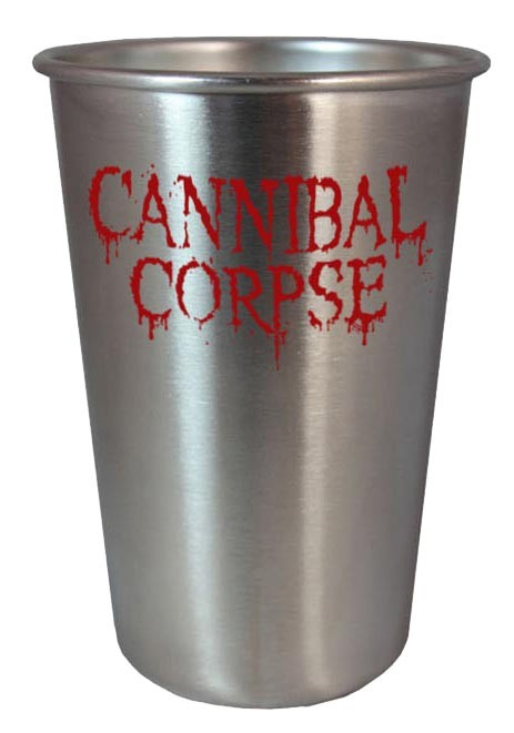 Cannibal Corpse- Logo Stainless Steel Tumbler