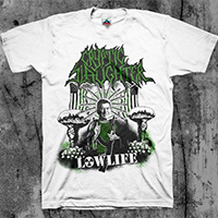 Cryptic Slaughter- Low Life (Reagan) shirt (Various Color Ts)