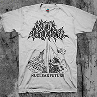 Cryptic Slaughter- Nuclear Future shirt (Various Color Ts)