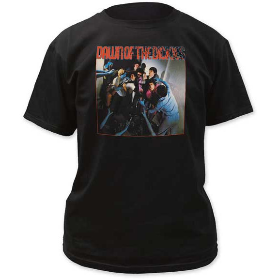 Dickies- Dawn Of The Dickies on a black shirt (Sale price!)