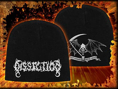 Dissection- Reaper 2-Sided Beanie