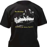 Dead Kennedys- Fresh Fruit For Rotting Vegetables on a black shirt