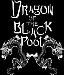Big Trouble In Little China- Dragon Of The Black Pool back patch (bp460)