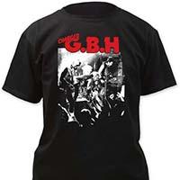 GBH- Live Pic on a black shirt