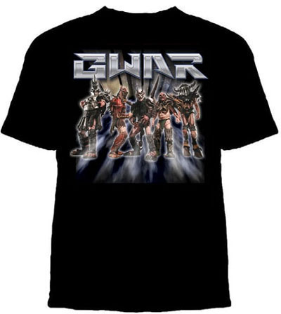 Band & Rays on a black shirt (Sale price!)