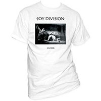 Joy Division- Closer on a white shirt
