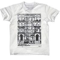 Led Zeppelin- Physical Graffiti on a white ringspun cotton shirt