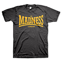 Madness- Madsdale on a black shirt