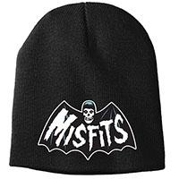 Misfits- Batfiend Logo embroidered on a black beanie