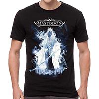 Mastodon- Ancient Kingdom on a black shirt