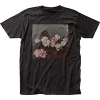 New Order- Power Corruption & Lies on a black ringspun cotton shirt