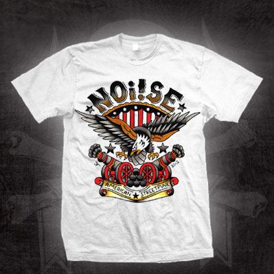 Noi!se- American Street Punk shirt (Sale price!)