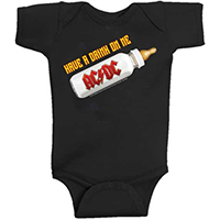 AC/DC- Have A Drink On Me onesie