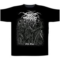 Darkthrone- Old Star on a black shirt