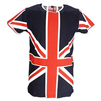 Union Jack shirt by Relco London