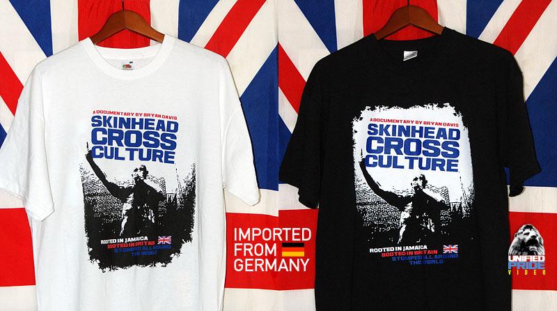 Skinhead Cross Culture shirt (Unified Pride) (Sale price!)