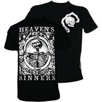 Heavens Sinner Guys t-shirt by Se7en Deadly (Sale price!)