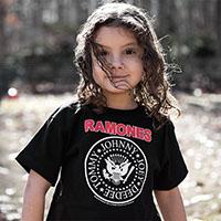 Ramones Logo Kids T-shirt by Sourpuss - SALE