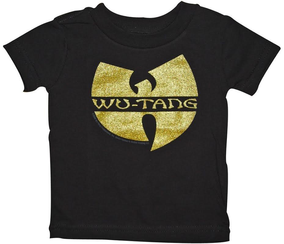 Wu-Tang Logo - Kids T-shirt by Sourpuss