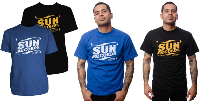 Sun Records- Established Shirt by Steady Clothing - SALE
