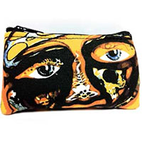 Sublime- Sun Zip Coin Purse