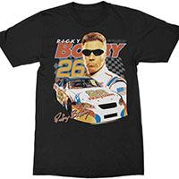 Talladega Nights- Ricky Bobby Racing on a black shirt