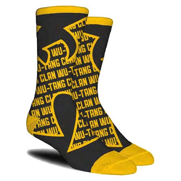 Wu Tang Clan- Logo Socks (Sale price!)
