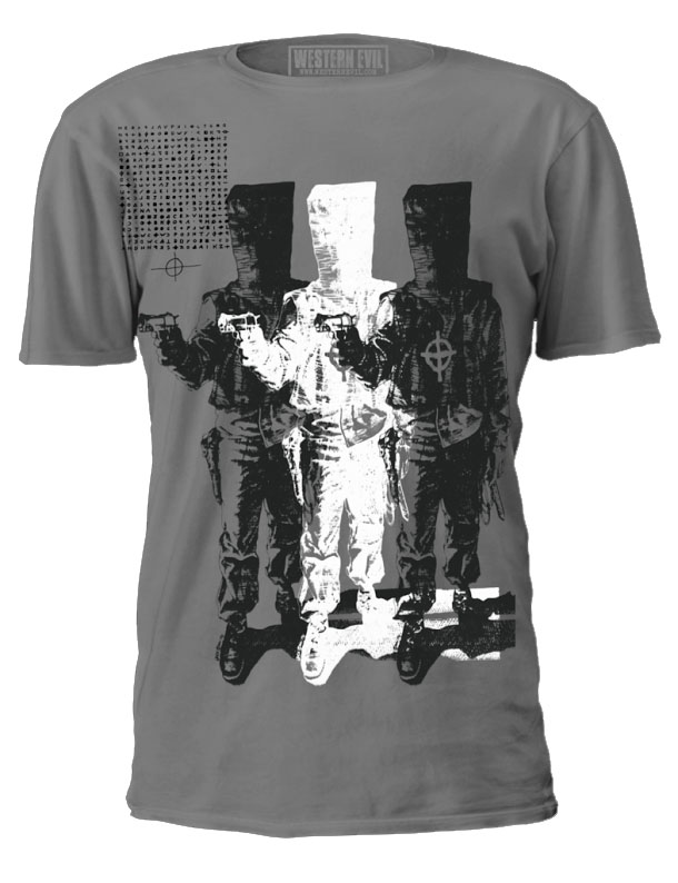Zodiac Killer Shirt by Western Evil