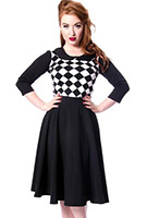 Thrills High Waisted Skirt By Steady Clothing - in Black