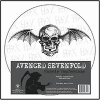 Avenged Sevenfold- Unholy Confessions Pic Disc 12""