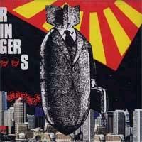 Ringers- Curses CD (Sale price!)