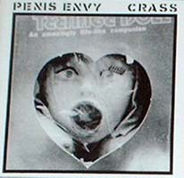 Crass- Penis Envy LP