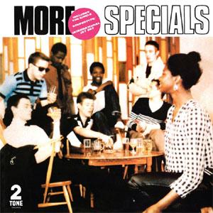 "Specials- More Specials LP (180gram Vinyl, Comes With 7"")"