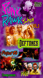 Punk Rawk Show Vol 3 DVD (Sale price!)