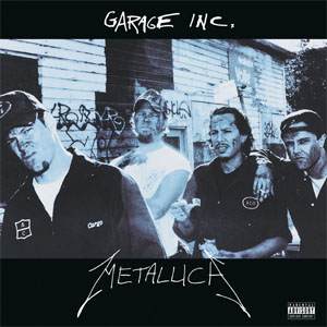 Metallica- Garage Inc 3xLP
