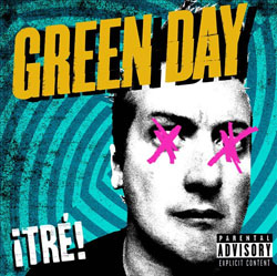 Green Day- Tre! LP