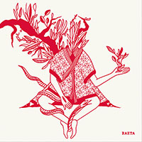 "Rakta- S/T 7"" (Sale price!)"