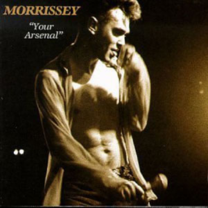 Morrissey- Your Arsenal LP (180 gram vinyl!)