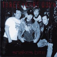 Three Years Down- Snake Bite CD (Sale price!)
