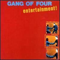 Gang Of Four- Entertainment LP (180 gram vinyl!)