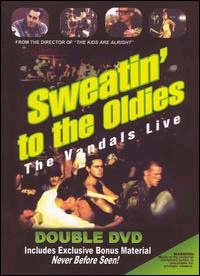 Vandals- Sweatin' To The Oldies 2xDVD (Sale price!)