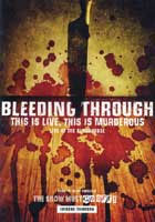 Bleeding Through- This Is Live, This Is Murderous DVD (Sale price!)
