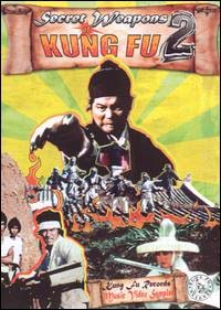 Secret Weapons Of Kung Fu 2 DVD (Sale price!)