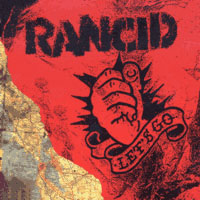 "Rancid- Let's Go 2x10"""