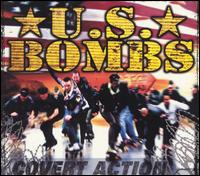 US Bombs- Covert Action LP
