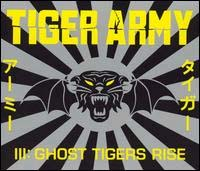 Tiger Army- III: Ghost Tigers Rise LP