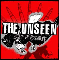 Unseen- State Of Discontent LP